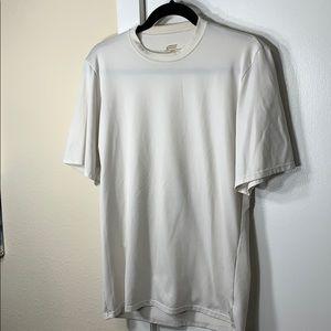 Patagonia simple white short sleeve shirt